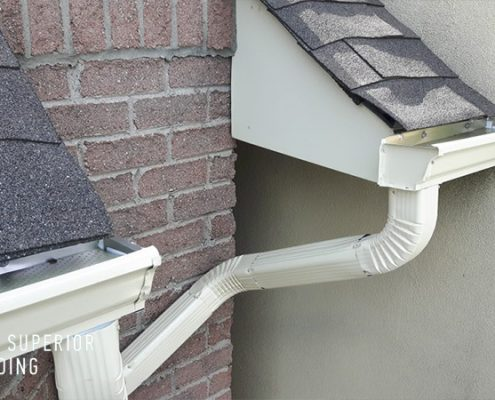 Eavestrough Leaf Guard