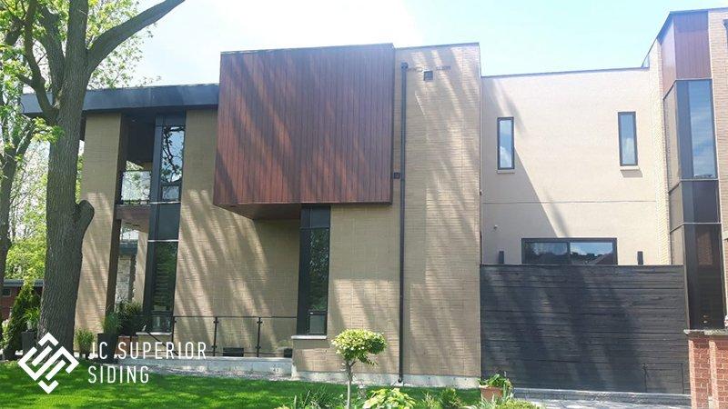 Jc Superior Siding Inc Aluminum Wood Grain Siding