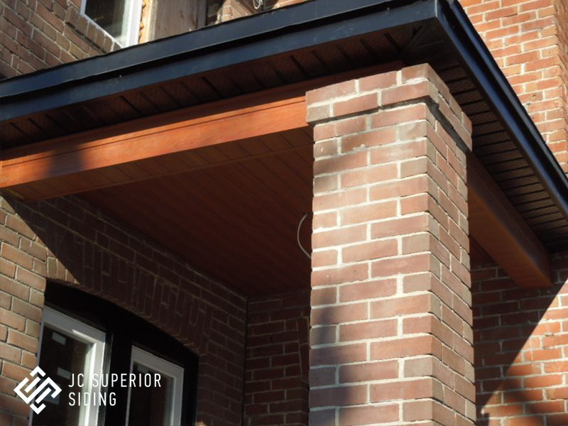 Jc Superior Siding Inc Soffit And Fascia