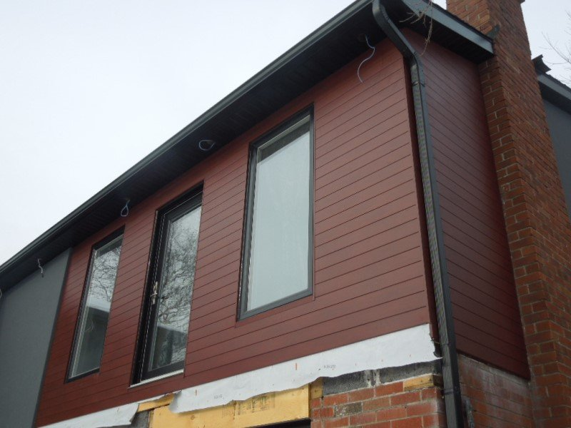 Jc Superior Siding Inc Aluminum Wood Grain Siding