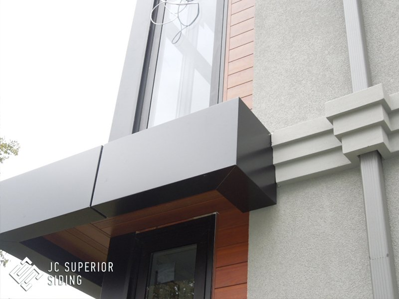 Jc Superior Siding Inc 4 In Combination With 6 Colour