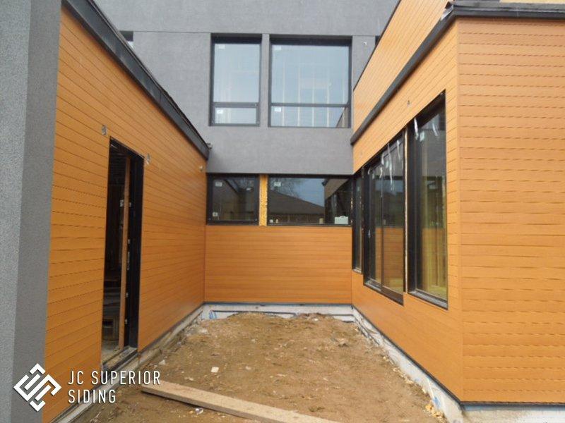 Jc Superior Siding Inc Residential 4 Colour Maple